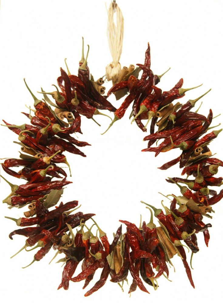 how to make dried chillies